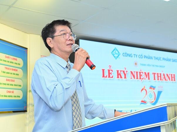 Hiệp hội Doanh nghiệp tỉnh Sóc Trăng tham dự Kỷ niệm 25 năm thành lập Công ty Cổ phần Thực phẩm Sao Ta